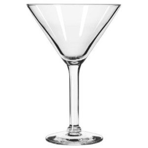 martini wine glass 10oz