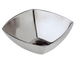 stainless bowl 10''