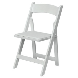 white-wood-folding-chair-with-padded-seat