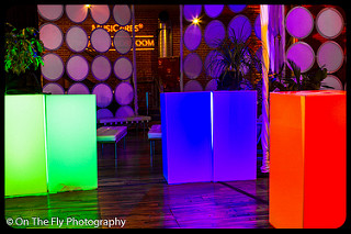 led square column2